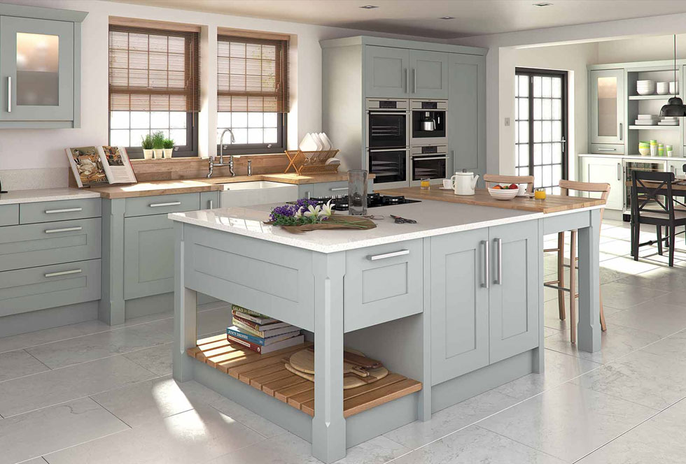 Web Design For Finch Kitchens