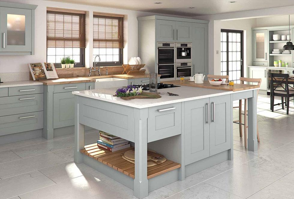 Web Design For Finch Kitchens